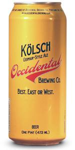 Occidental Kolsch
